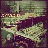 David Alvaro ( David D.) SPRING SESSION