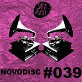 Podcast #039 By: Novodisc