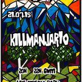 La.Selva_radioshow ! 07_07_2015. DJ's _ Silly Tang - KILLMANJARTO -  Coconutah