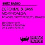 Deforme & Bass #27, at 8Bitz Radio
