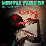 DJ Golan - Mental Failure Vol. 2 (Psycho Mix)