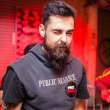 Mission Sabotage aka Mauro Farina ao vivo na FREE BEATS no sp na Rua