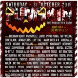 DJ Restlezz - Pumpkin 2015 Bus Mix