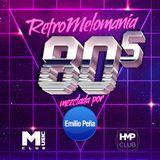 Emilio Peña - Music Club . 2015.08.07 RetroMelomanía 80s