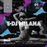 Dj Milana - Doon'ka bar, Kharkov (live set 1.10.2016)