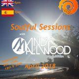 Soulful Sessions - April 2018
