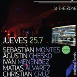 Ivan Menendez @TheZone Bar 25/7