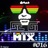 EXCLUSIVE Hit Mix by Dj GeGi #016 (07-07-2016)