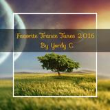 Favorite Trance Tunes 2016 Minimix