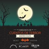 Programa 033 - Historias de Halloween en #CaféSM Radio por Telemedellín Radio