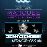 Benny Benassi - Live @ Marquee Nightclub, Las Vegas (21.06.2013)