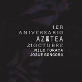 Milo Toraya & Josue Gongora @ AZOTEA (Aniversario 1) 21.10.2016