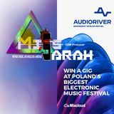 Miss Sarah Trance–Audioriver 2015 Competition Entry