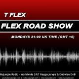 t flex roadshow nu jungle radio 14th march