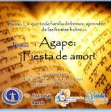Agape: ¡Fiesta de amor!