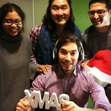 Show 179: Christmas with friends from India, Taiwan and Syria