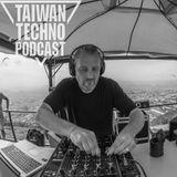 Taiwan Techno Podcast @ 119 - DJ Kim Donvig - Eden Hill Water Gate Stage 09-12-2017