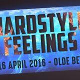CYRACE Hardstyle Feelings Dj contest