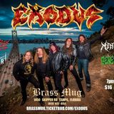 Interview with Steve Souza  of Exodus