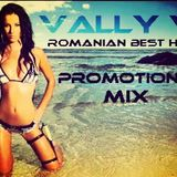 Vally V. - Romanian Best Hits (Promotional Mix)