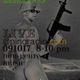 Sphincter Radio - part 1 - Monday 09-10-2017