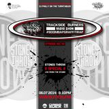 DJ Philly - Trackside Burners 40 - Dedicated to Stones Throw - ITCH FM (06-JUL-2014)
