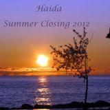 Summer Closing 2012