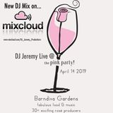 DJ Jeremy Live @ Barndiva Pink Party 2019