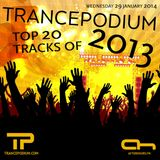 TrancePodium Top 20 Tracks Of 2013
