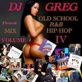 OLD SCHOOL RNB HIP-HOP MIX 90's VOL.04