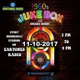1960's JUKEBOX with Stuart Busby - Eartunes Radio - 11-10-2017