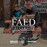 FAED University Episode 13 - 7.11.18