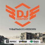 AIMEC e Yellow DJ Contest Tribaltech 2014 - Fabrício Rodrigues - Mix Recording