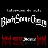 120 dB Mai 2016 avec STANGALA, WHITE MILES…, Interview du mois : BLACK STONE CHERRY.