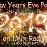 Bluespark - New Years Eve Party on 1mix radio