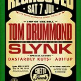 Regrooved Brisbane Live Alhambra Tom Drummond Support - Dastardly Kuts