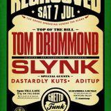 Regrooved Brisbane Live Alhambra Tom Drummond Support - Dastardly Kuts