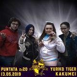 COSPLAYLOG 2.20: Yuriko Tiger Kakumei feat. Ere e Shin - 13.05.19