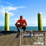 Crispy Deep House Mix by JaBig - DEEP & DOPE 243