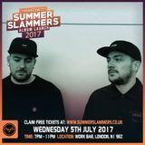 Summer Slammers 2017 Album Launch - 07 - Hillsdom (Viper) @ Work Bar Nightclub London (05.07.2017)