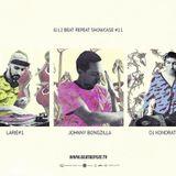 BEAT REPEAT SHOWCASE #11 - JOHNNY BONGZILA