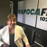 "Emisiunea ""Da Se Poate"" (ep. 15), NapocaFM- invitat: Mihaela Rus, președinte AFA Cluj, owner Vitrina"