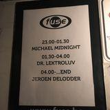 Jeroen Delodder - recorded at Fuse - 2017 10 13