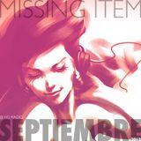 Septiembre 2012 Mixtape
