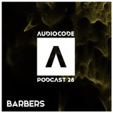 AudioCode Podcast #28: Barbers (ITA)