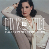 Dita Von Teese - 4th April 2018