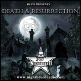 D Po's - Sept - 'Death & Resurection' show