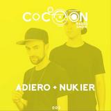 CocoonPhuket - Cocoon RadioShow 002 Adiero + Nukier