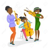 The Jazz Zone plays an all female lineup On International Womans Day