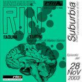 SUBURBIA CHART Edizione del 28 Novembre 2003 - RIN RADIO ITALIA NETWORK